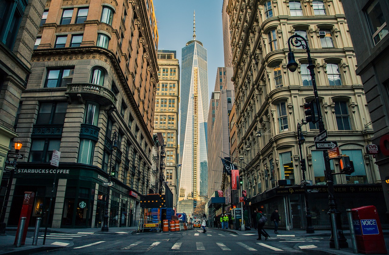 NY City Street