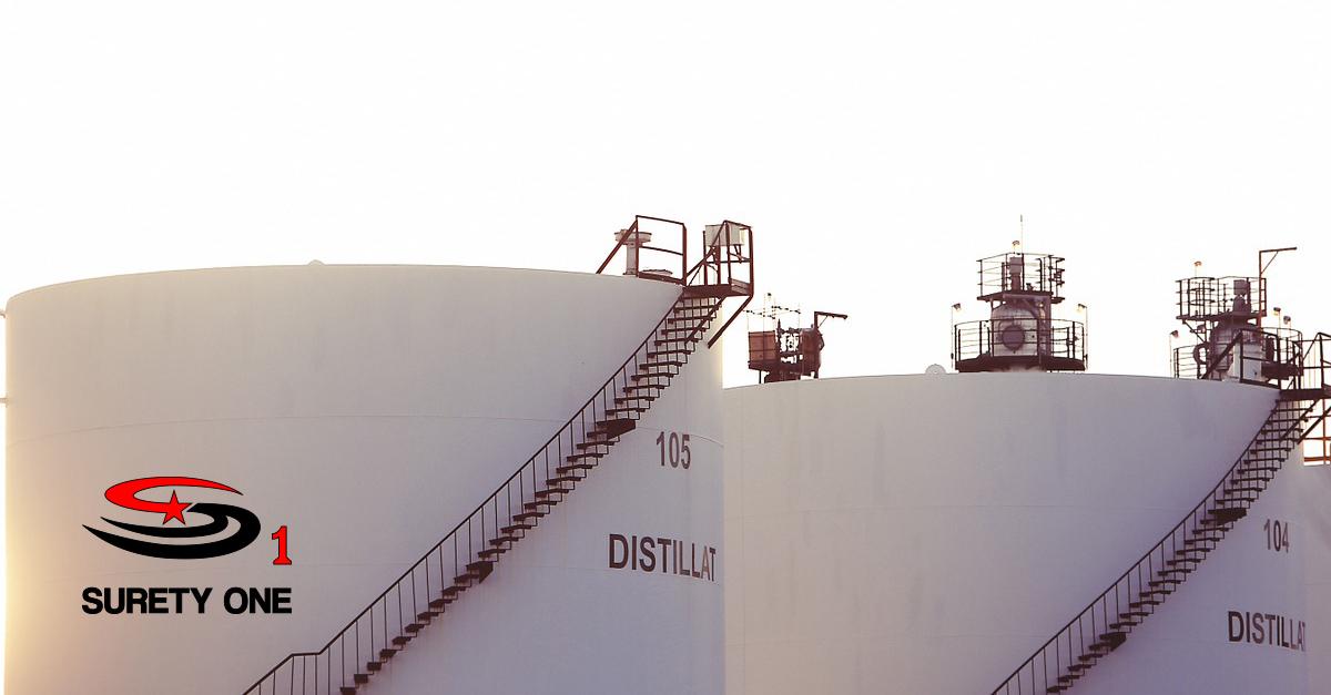 Aboveground Storage Tank Surety Bond