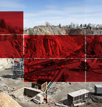 Surety One (reclamation mining red)