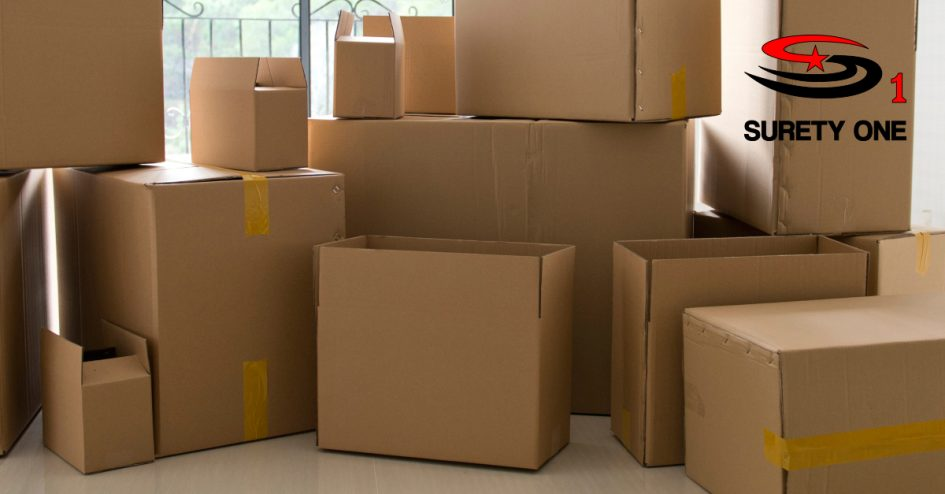 surety, surety one, surety bond, surety bonds, florida household moving service bond, household moving service surety bond