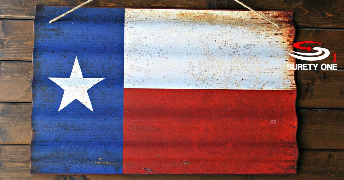 Texas Public Adjuster Bond • Surety One, Inc.